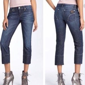 Joe's Jeans   Socialite Kicker Capri Jeans